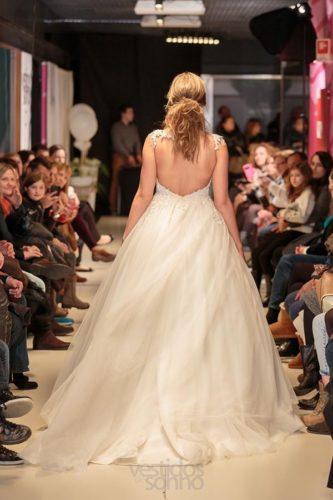Vestido de noiva princesa