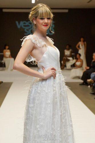 Vestido de sonho Romantic 7