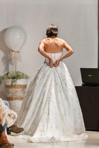 Vestido de noiva por Natália Mil-Homens Pereira