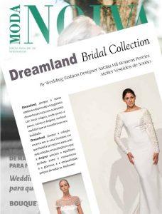Revista Moda Noiva - DreamLand