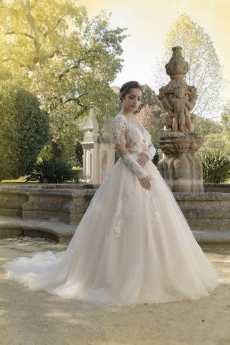 Vestido de Noiva, Coleção Cláudia - Vestidos de Sonho