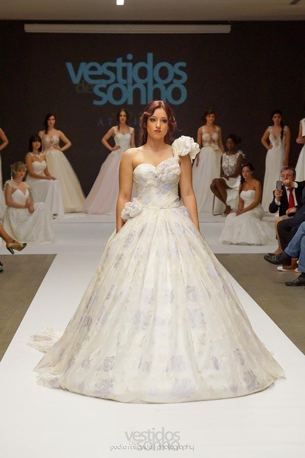 Romantic 1 - Vestido de noiva