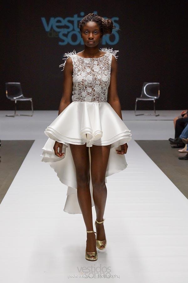 vestidos de sonho curto