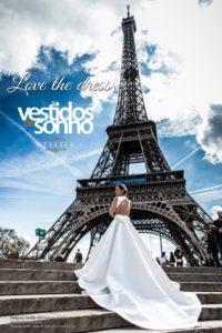 Love the dress in Paris