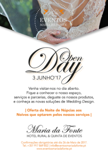Open Day do Hotel Rural Maria da Fonte